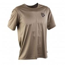 Футболка RACE FACE TRIGGER TECH TOP-VENTURA-OLIVE-L