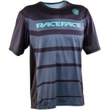 Футболка RACE FACE INDY SS JSY-BLACK-M