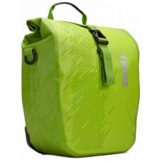 Сумка для велосипеда Thule Shield Pannier Small (pair) - Chartreuse
