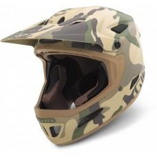 Вело шлем Giro Cipher Camo mat green, M