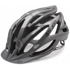 Вело шлем Giro Fathom Camo brushed titanium, M