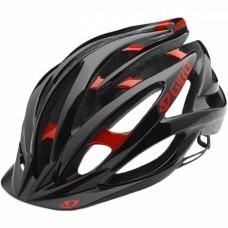 Вело шлем Giro Fathom Red/Black, M
