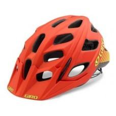 Вело шлем Giro HEX matte Red/yellow M