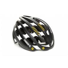Велошлем ONRIDE Lap матовый черный/белый L (58-61 см),  M (55-58 см)
