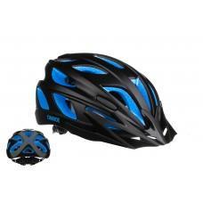 Велошлем ONRIDE Puls синий/черный L (57-61 см)