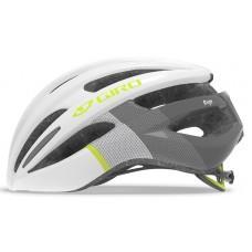 Вело шлем Giro Saga  white/Citron, M (женский)