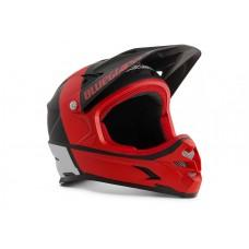 Шлем BLUEGRASS Intox Black Red White   Matt O 56-58