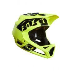 Вело шлем FOX PROFRAME MINK HELMET [YLW/BLK]