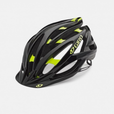 Вело шлем Giro Fathom black/yellow, M