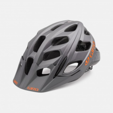 Вело шлем Giro HEX matte titanium/yellow L