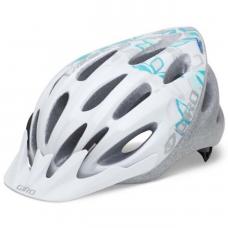 Вело шлем Giro Indicator  pearl white/turquoise Tallac, Uni