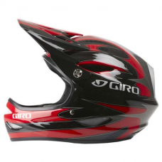Вело шлем Giro Remedy black/red/white, L