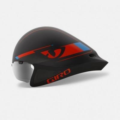 Шлем Giro Selector матовый черный / Glowing красный / черный
