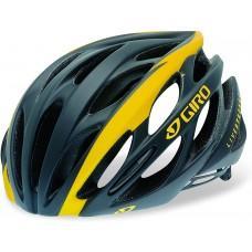 Шлем Giro Saros желтый/матовый черный