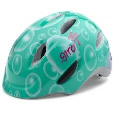Шлем Giro Scamp Turquoise Bubbles
