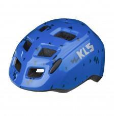 Шлем KLS ZIGZAG. детский. синий S