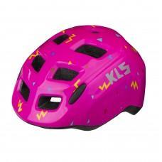 Шлем KLS ZIGZAG. детский. розовый S