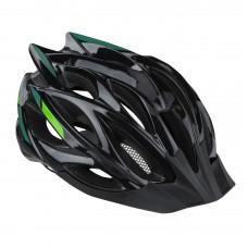 Шлем KLS Dynamic зеленый / черный M / L