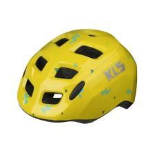 Шлем KLS ZIGZAG. детский. желтый S