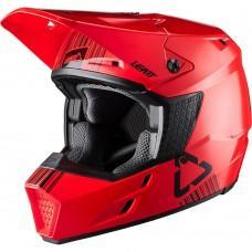 Мотошлем LEATT Helmet GPX 3.5 ECE [Red]