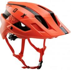 Вело шлем FOX FLUX HELMET SOLID [ORANGE CRUSH]