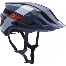 Вело шлем FOX FLUX HELMET WIDE OPEN [NVY/WHT]