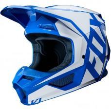 Мотошлем FOX V1 PRIX HELMET [BLUE]