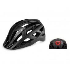 Шлем R2 Lumen 2020 цвет черный / матовый размер L (58-61 см)