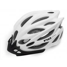 Шлем R2 Wind 2020 цвет белый / матовый размер M (56-58 см)