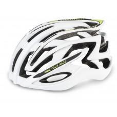 Шлем R2 Evolution 2019 цвет белый / матовый глянцевый размер L (58-61 см)