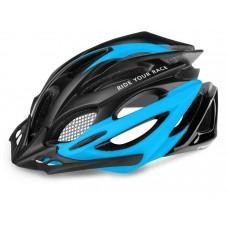 Шлем R2 Pro-Tec 2020 цвет черно-синий матовый г. L: 58-62 cm
