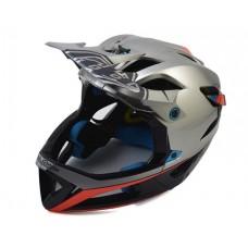 Вело шлем TLD Stage Mips Helmet Race [SIL/NVY] размер M/L