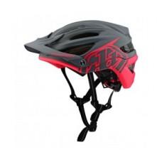 Вело шлем TLD A2 Mips [Decoy DK GRY/FLO PNK] размер S
