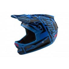 Вело шлем TLD D3 Fiberlite [Factory OCEAN]