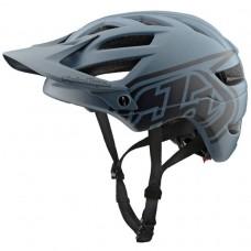 Вело шлем TLD A1 Classic Drone [Gray / Black] размер S