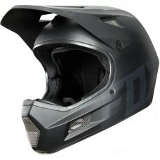 Вело шлем FOX RAMPAGE COMP BLACK HELMET [MT BLK]