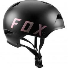 Вело шлем FOX FLIGHT HELMET [BLACK]