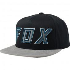 Кепка FOX POSESSED SNAPBACK HAT [BLACK GREY]