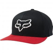 Кепка FOX SCHEME 110 SNAPBACK HAT [BLACK RED]