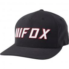 Кепка FOX DOWNSHIFT FLEXFIT HAT [BLACK]