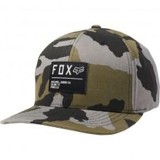 Кепка FOX NON STOP FLEXFIT HAT [CAMO]