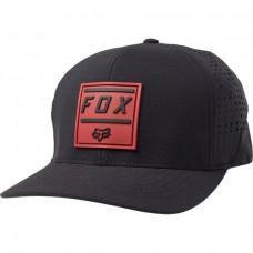 Кепка FOX LISTLESS FLEXFIT HAT [BLACK]
