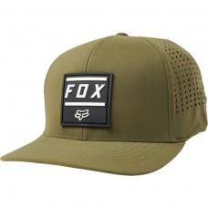 Кепка FOX LISTLESS FLEXFIT HAT [OLIVE GREEN]