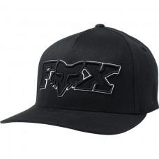Кепка FOX ELLIPSOID FLEXFIT HAT [BLACK]