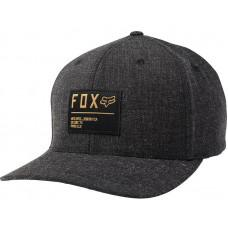 Кепка FOX NON STOP FLEXFIT HAT [BLACK]