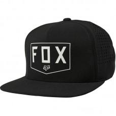 Кепка FOX SHIELDED SNAPBACK HAT [BLACK]