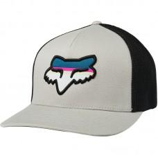 Кепка FOX HEAD STRIKE FLEXFIT HAT [GREY]