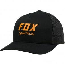 Кепка FOX SPEED THRILLS TRUCKER HAT [BLACK]