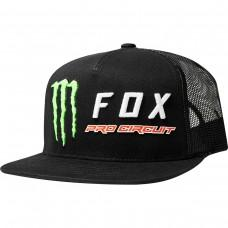Кепка FOX MONSTER PRO CIRCUIT SNAPBACK HAT [BLACK]