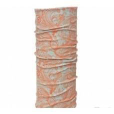 Головной убор KLS Paisley оранжевый